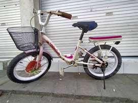 Sepeda anak ring 16