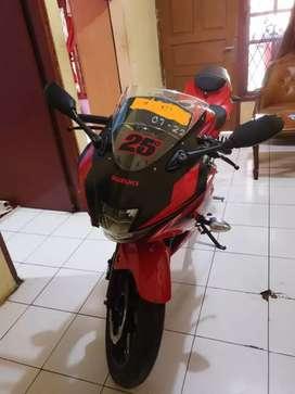 BU Suzuki Gsx R 150 WARNA Merah