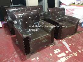 Brand new sofa set coverd sofa direct from factory