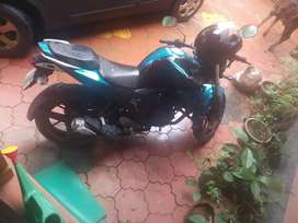 Fz V2, recently serviced, in good condition.