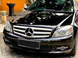 Mercedes Benz C200 kondisi Istimewa, kondisi +90%, Avantgarde