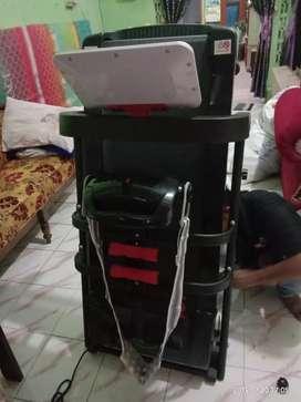 Tredmill jetblack