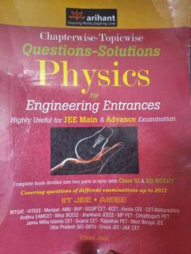 Chapterwise Topicwise Question answers for Engineering Entrance