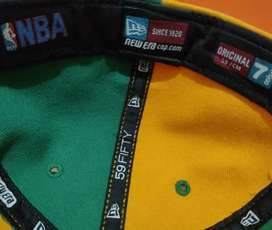 Topi new era NBA cap original