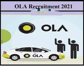 Ola driver job urgent requirement