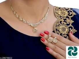 Matching jwellery