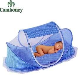 Tempat Tidur Kelambu Kasur Bantal Bayi Murah
