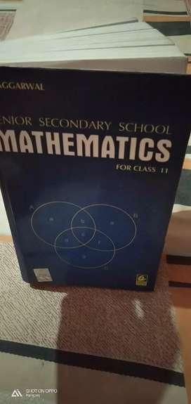 Mathematics class11