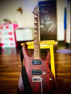 Newly Purchased Electric Guitar (Can be use professionally)