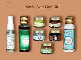 Skin care regimen for glowing skin