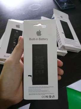 Baterai iphone 5,6,7,8 GRATIS PASANG