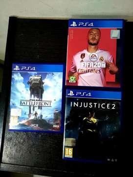 JUAL BD KASET PS4 FIFA 20 BORONGAN