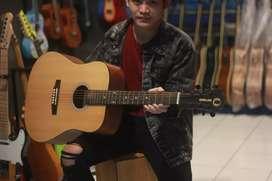 Gitar akustik orlin sypruce