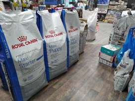 Royal Canin, Reflex and Nutragold available. Delivery available.
