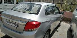 Honda Amaze 2013 Diesel 61000 Km Driven ,, gives avg 23 on highway