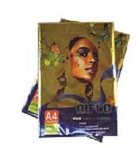 COD Aiflo Stiker Glossy A4 Photo Paper 135gsm 20sheets Kertas Foto