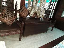 antique wooden chairs -2 , brilliant condition,only serious buyers