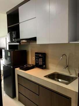 Disewakan STUDIO Apartemen Springwood residence Serpong Brand New