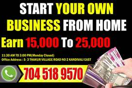 On The Spot Payment  Start Your Own Candle Making Business
