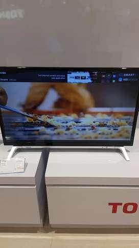 """Tv Toshiba 32"""" Bisa kredit Tanpa cc Dp 475"""