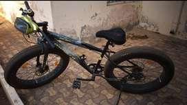 Montra Fat Bike..