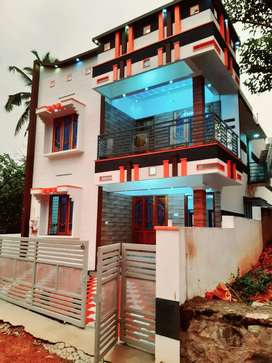 6cent 6bhk 2150sqft new double floor house