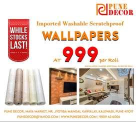 Imported Wallpaper - Home Decor & Garden