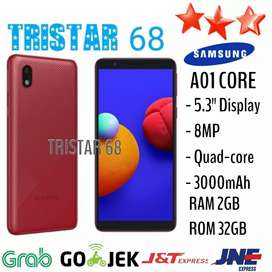 Samsung A01 core ram 2/32gb Resmi Sein
