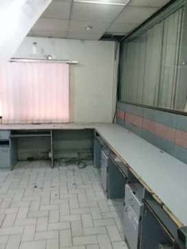 Semi Furnished Office For Rent,
