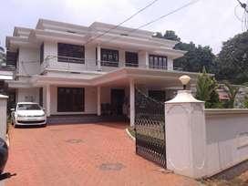 thrissur thaloor 16 cent 4 bhk grand villa