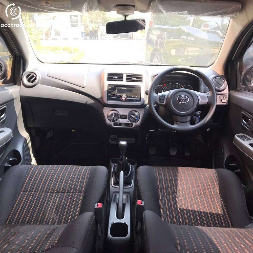 Toyota Agya 1.2 TRD S 2018 Manual