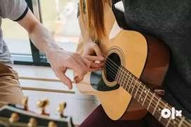 Guitar teacher available