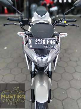 GSX 150S Gress PMK 2018 KM 1rb Tiada Tanding Wiliam Mustika