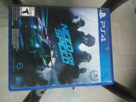 Need For Speed 2015 for Ps4