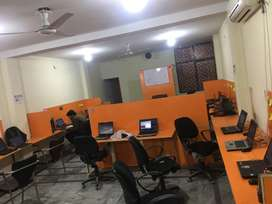 Space available for rent call centre or office