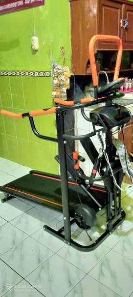 Treadmill Manual 5 fungsi  ac