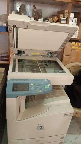 xerox machine canon ir3300