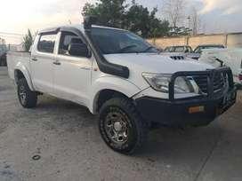 Toyota Hilux E 2014