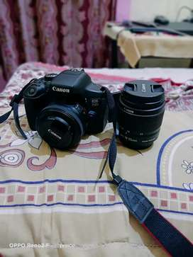 Canon camera 750D