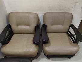Used - 3+1+1 sofa