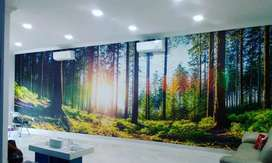 Wallpaper Dinding Minimalis Katalog dan Custom 5.244