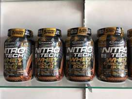 Nitrotech Whey Isolate Gold 2LB