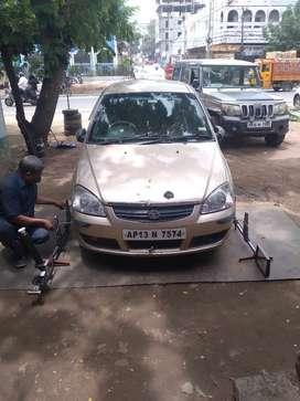 Tata Indigo CS 2008 Diesel Well Maintained