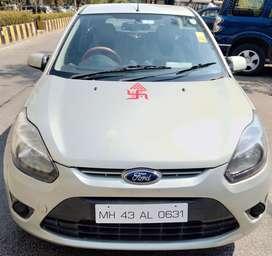 Ford Figo 2010-2012 Petrol ZXI, 2012, Petrol