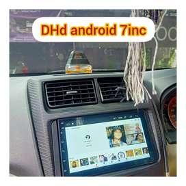 Sale promo murah// Head unit android ALlnew avanza 7inc