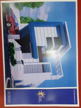 possess earthquake resistant R.C.C frame your dream home in eden city