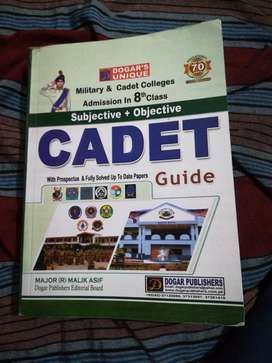Cadet guide new edition