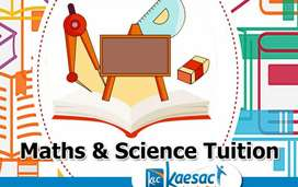 Tution for class 7 to 10th (mathmatics, Science )