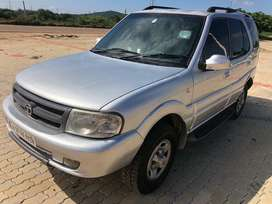 Tata Safari 4x2 EX DiCOR 2.2 VTT, 2008, Diesel