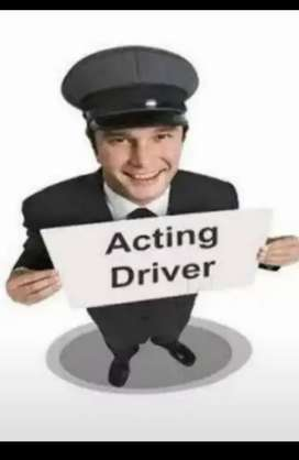 Acting driver for own board